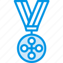 trophy, winner, medal, prize, award