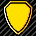 trophy, winner, badge, prize, award icon