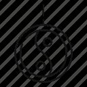 asp1402, business, emblem, hand, star, yang, yin