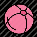 baby, ball, family, kid icon