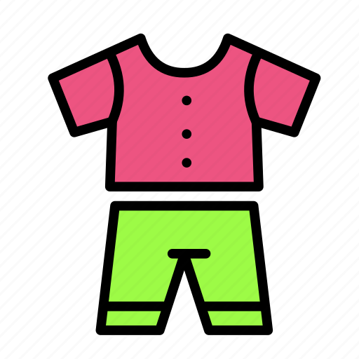 baby, clothes, family, kid icon