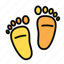 baby, family, kid, walk icon