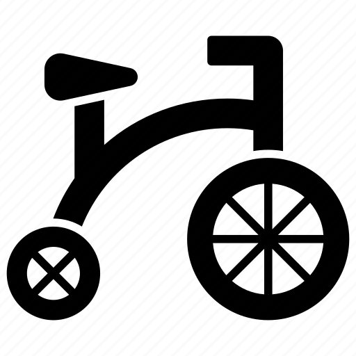 baby cycle, bicycle, cycle, kids cycle, vehicle icon