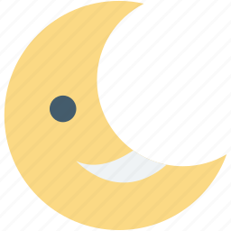 adornment, baby toy, cartoon moon, decoration, moon icon