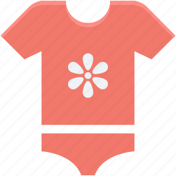 apparel, baby clothes, baby outfit, baby romper, kids romper icon
