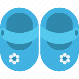 baby, baby shoes, infant, kid shoes, shoe icon
