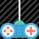 game stick, game, joypad, play, gamepad