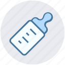baby, baby bottle, baby milk, milk bottle, newborn icon
