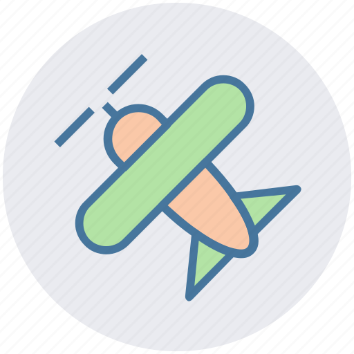 airplane, baby, baby toy, child, fun, kid, toy icon
