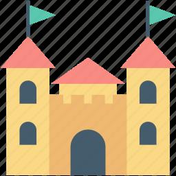 building, carnival, circus, circus house, fairground icon