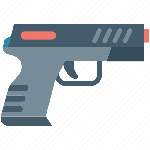 baby toy, gun, gun toy, pistol, pistol toy icon