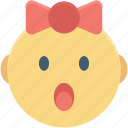 baby, baby with nipple, infant, neonate, newborn icon