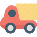dump truck, transport, truck, truck toy, vehicle truck icon