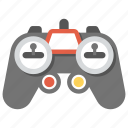 game console, gamepad, joystick, online game, video game icon