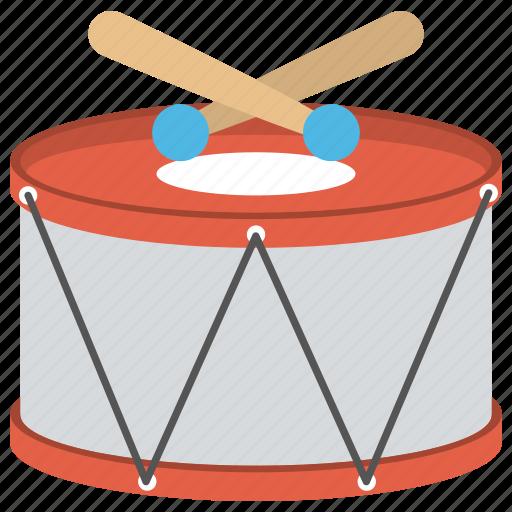 children drum, hand drum, musical instruments, percussion instrument, snare drum icon