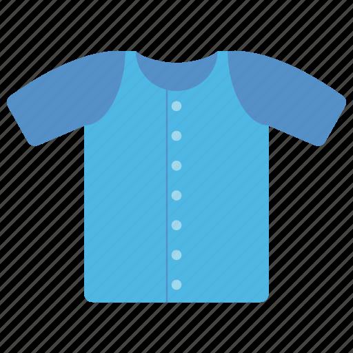 baby apparel, baby clothing, clothes, kids wardrobe, shirt icon