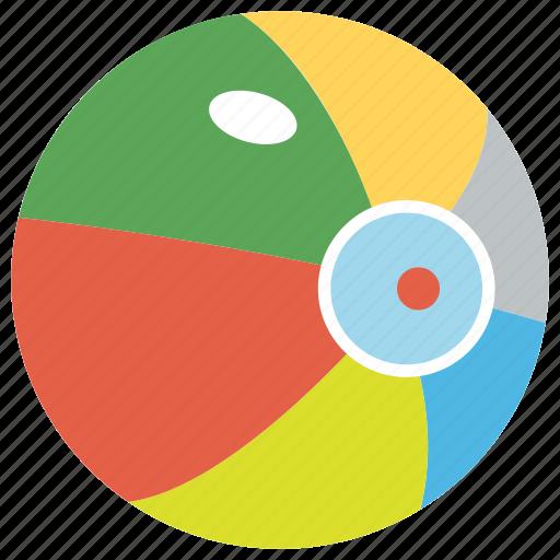 ball, beach ball, colorful ball, rubber ball, toy icon