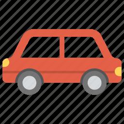 kids car, kids toy, red car, remote car, toy car icon