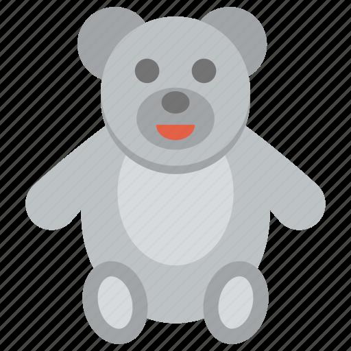 animal toy, fluffy toy, teddy, teddy bear, toy teddy icon