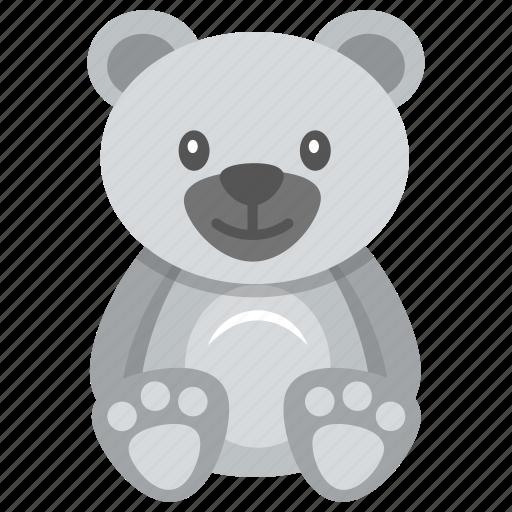 Animal toy, fluffy toy, teddy, teddy bear, toy teddy icon - Download on Iconfinder