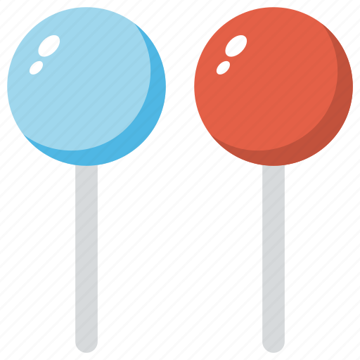 candy stick, confectionery, lollipop, lolly, sugar candy icon