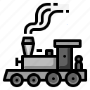 toy, train, transport, transportation, travel icon
