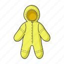 baby, child, clothes, fashion, newborn, overalls icon