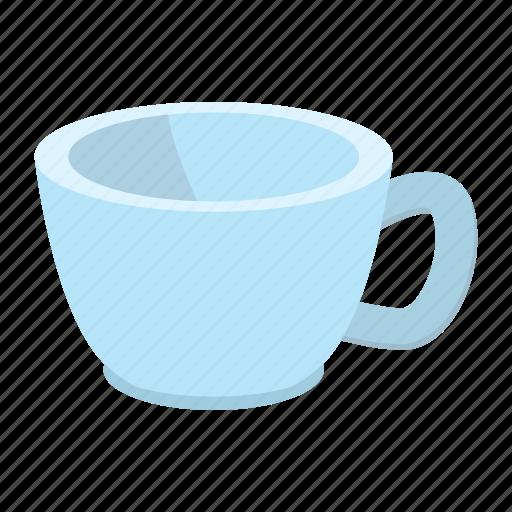 cartoon, ceramic, child, cup, milk, plastic, tea icon