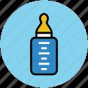 baby bottle, bottle, feeder bottle, infant feeder icon
