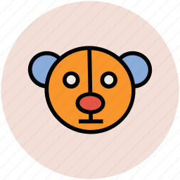 baby toy, teddy bear for infant, teddy bear for kid, teddy bear toy icon
