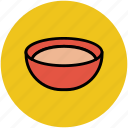 baby food, bowl, food, healthy eating, meal icon