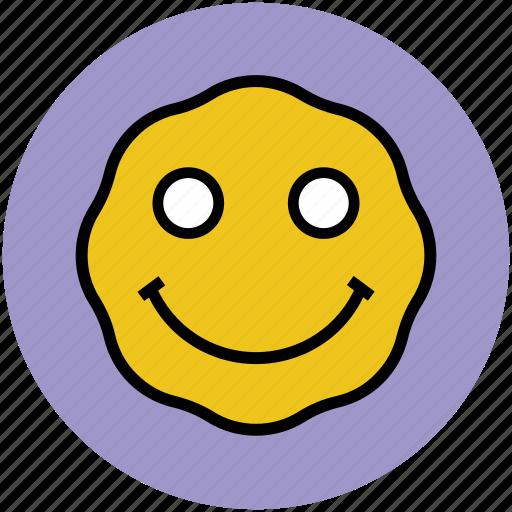 emoticon, face, happy, happy face, smiley icon