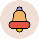 alarm, bell, ding dong, enjoyment, joy icon