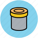 bottle, container, jar, pot, vessel icon