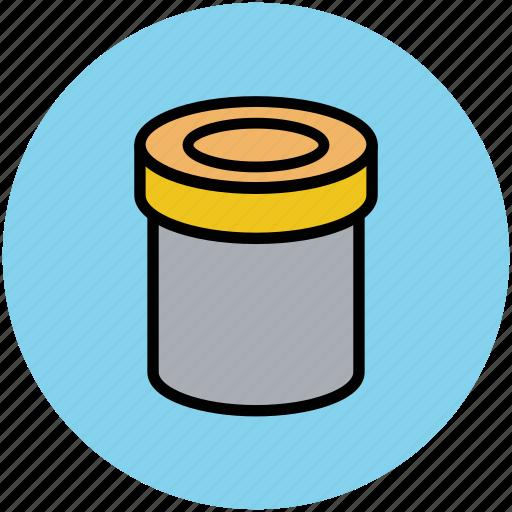 bottle, container, jar, pot, vessel icon