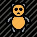 baby, bear, child, children, kids, teddy, toys icon