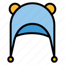 baby, cap, cold, had, hat, winter icon