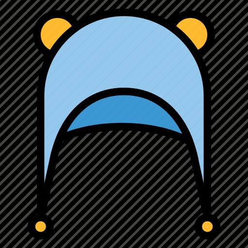 baby, cap, cold, had, hat, winter icon