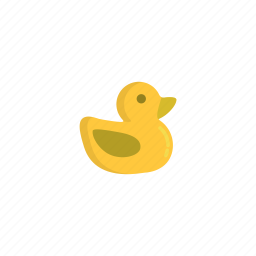 baby, duck, duckling, toys, yellow icon