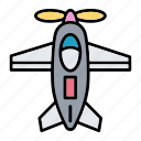 aircraft, airplane, flight, plane, transport