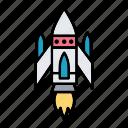 baby, rocket, spacecraft, spaceship, toy