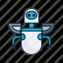 artificial, machine, robot, robotic