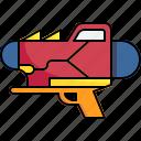 baby, child, game, kid, play, toys, water gun