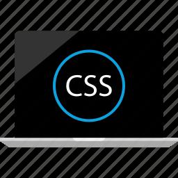 development, front, web icon