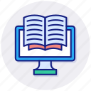 online, learning, book, ebook, education, knowledge