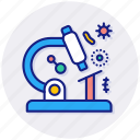 biology, experiment, laboratory, analysis, microscope, research, bacteria