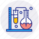 chemistry, research, test, tube, flask