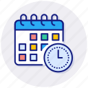 calendar, date, time, clock, management, appointment, schedule