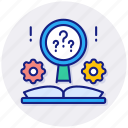 know, how, faqs, problem, question, solution, solving