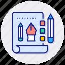 graphics, artwork, drawing, illustration, draw, pencil